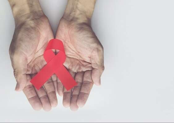 People with HIV are at higher risk of ageing-related genetic changes