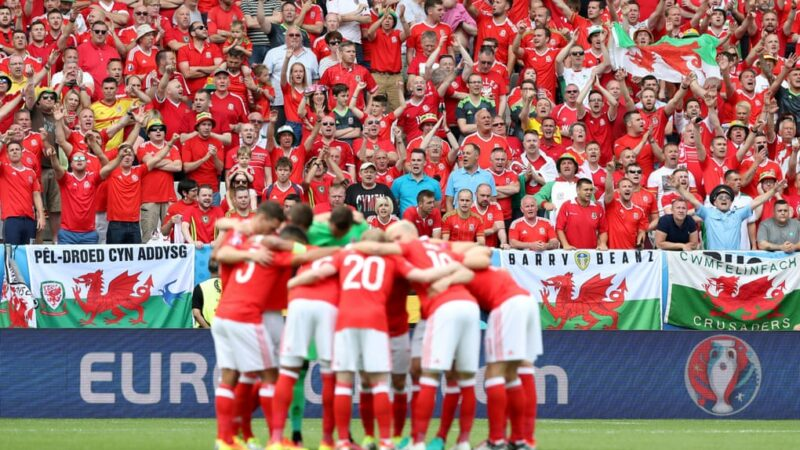 Wales fans had the summer of their lives in 2016 – now we're back for more